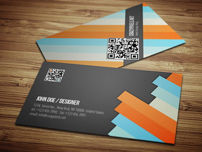 25 Best Free Psd Business Card Templates 2018 Skyresoft Blog