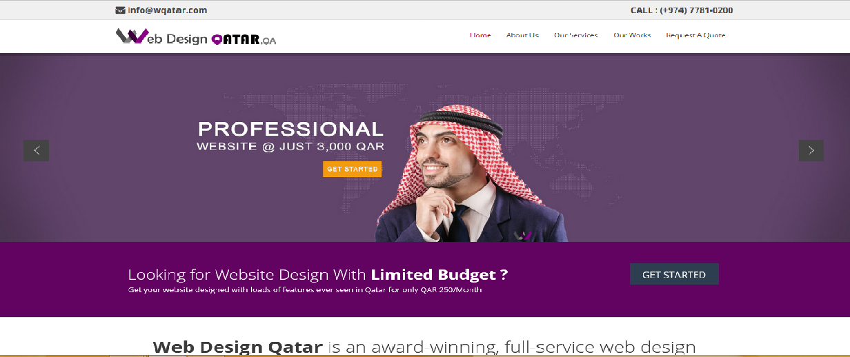 top 5 web design companies in qatar web design qatar