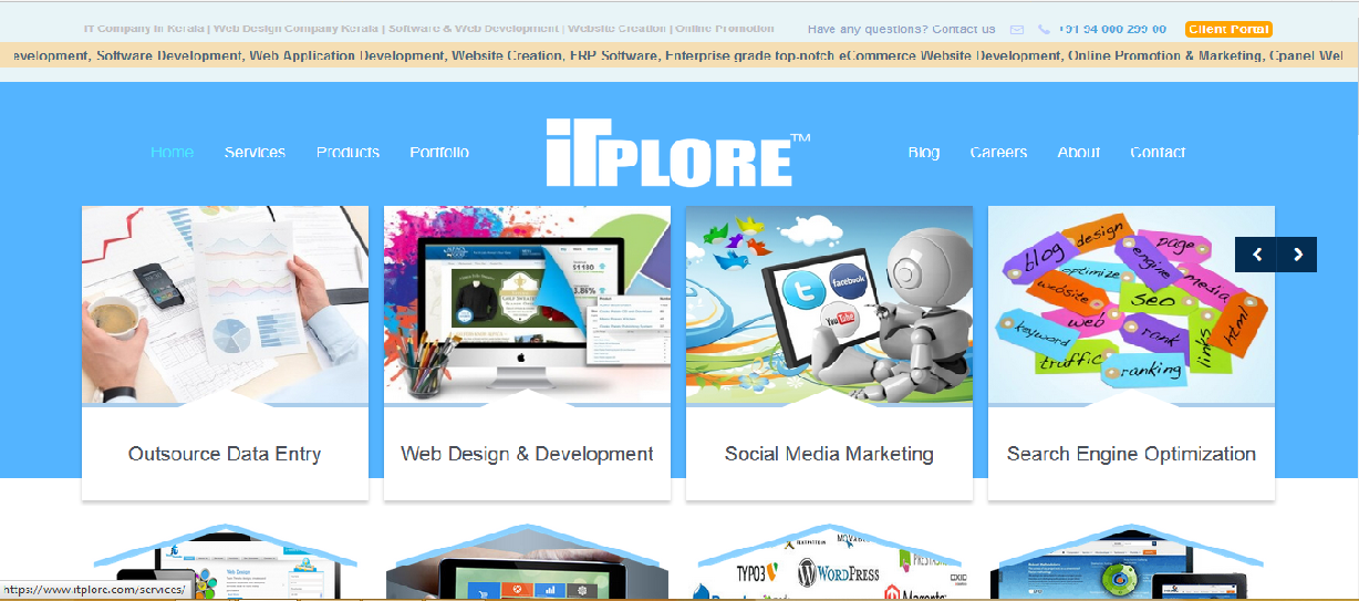top web design companies itplore