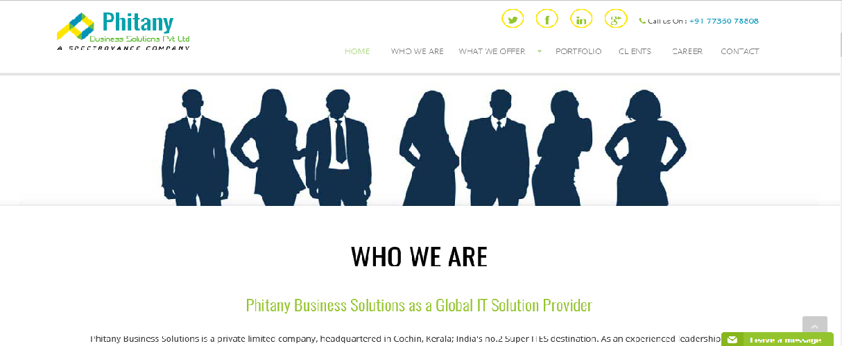 top web design companies phitany