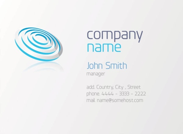 free psd business cards layered business card