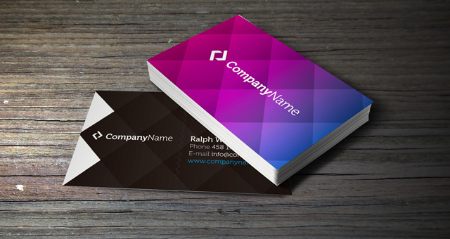 free psd business cards corporate business card vol 1