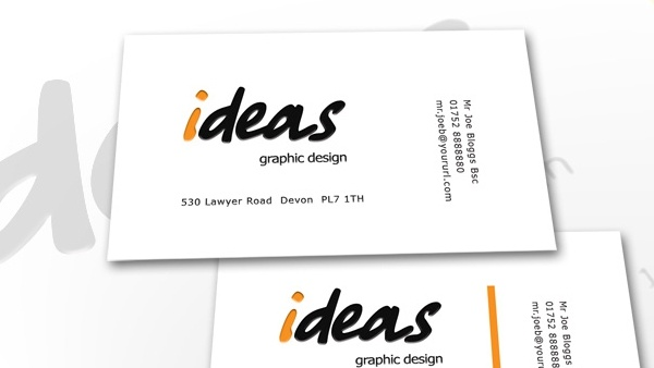 free psd business cards ideas business cards