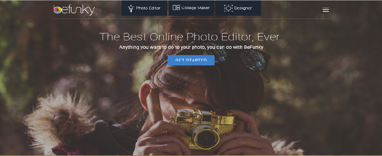 top 5 online image editing software befunky