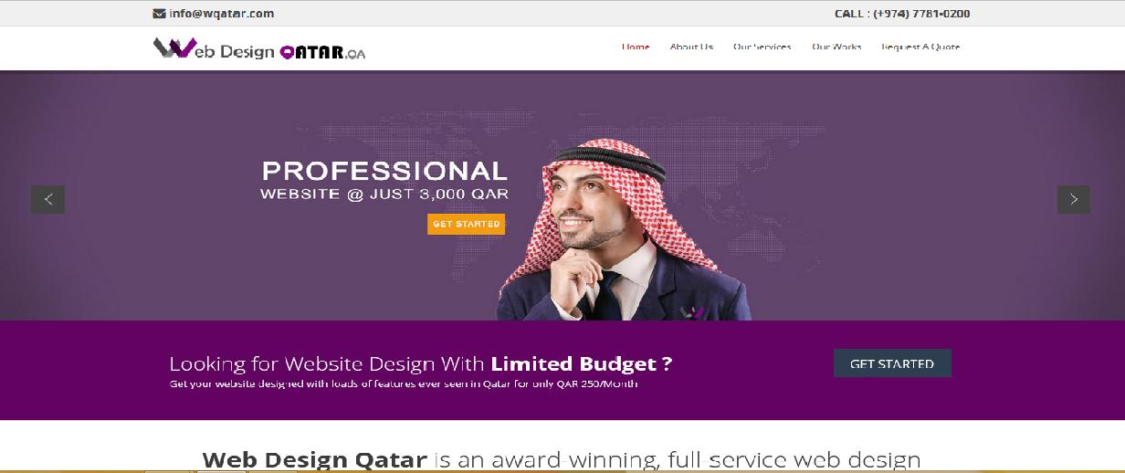 top 5 web design companies in qatar web design qatar