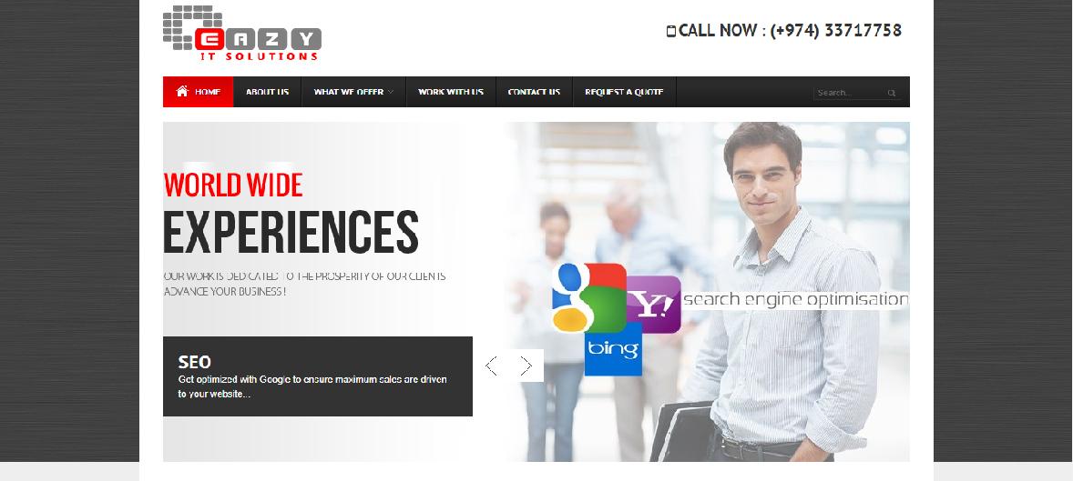 top 5 web design companies qatar easy it solutions