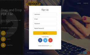 Apago CMS Website